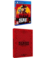 Red Dead Redemption 2 (PS4) + Steelbook