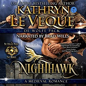 Nighthawk: Sons of de Wolfe Audiobook