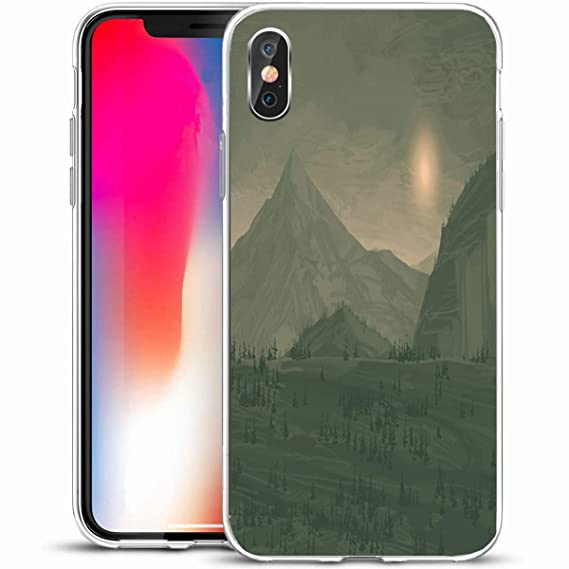 super popular 1d5fe e696f Amazon.com: LifeCO Custom Phone Case Cover for iPhone X/XS 5.8 ...