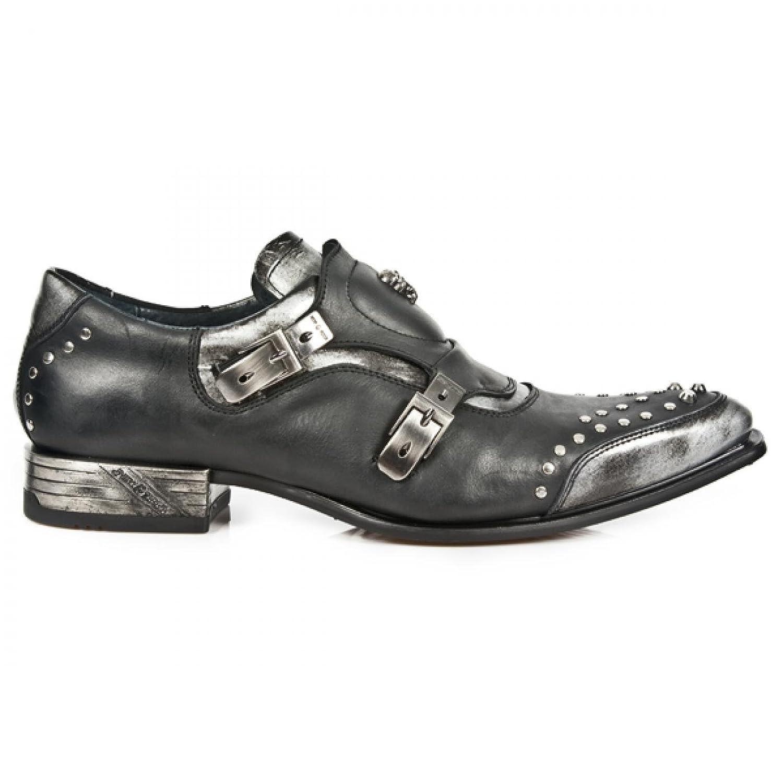 New Rock Boots M.NW124 C2 Urban Rock Herren Sneeker Schwarz