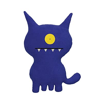Ugly Doll Classic Plush Doll, Ugly Dog Blue: Toys & Games