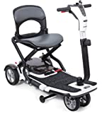 Pride Mobility Go-Go Folding Scooter with SLA Battery Packs