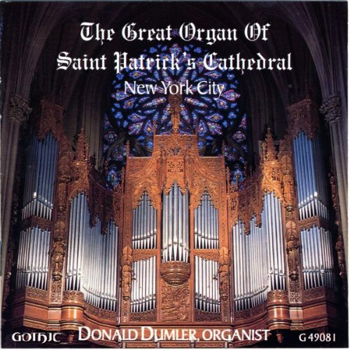 Great Organ of St. Patrick's Cathedral