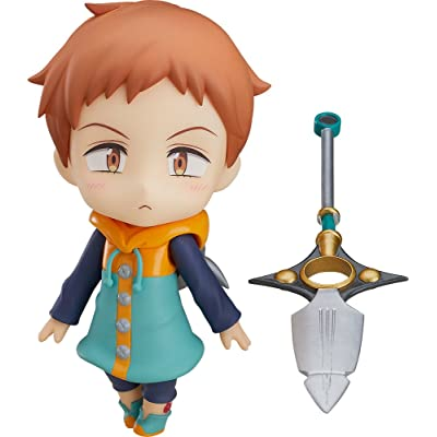 Good Smile The Seven Deadly Sins: Revival of The Commandments: King Nendoroid Action Figure: Toys & Games