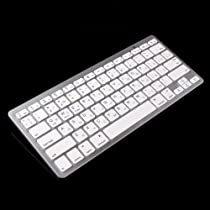 ... Mini Teclado Bluetooth Inalámbrico Impreso en Ruso para Win8 XP iOS Android TV BOX PC