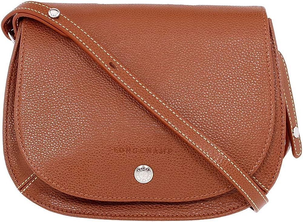 Longchamp Le Foulonne Ladies Small Leather Crossbody Bag ...