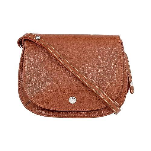 d7d02899c1 Longchamp Le Foulonne Ladies Small Leather Crossbody Bag L1322021504:  Amazon.ca: Shoes & Handbags