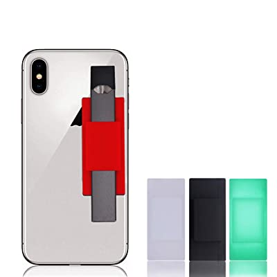 Swee Cell Phone Holder Compatible with JUUL (Case Only, No Device Included) Never Forget or Lose Your JUUL | Accessory Compatible with iPhone, Samsung Galaxy, Tablets, Car Dashboard