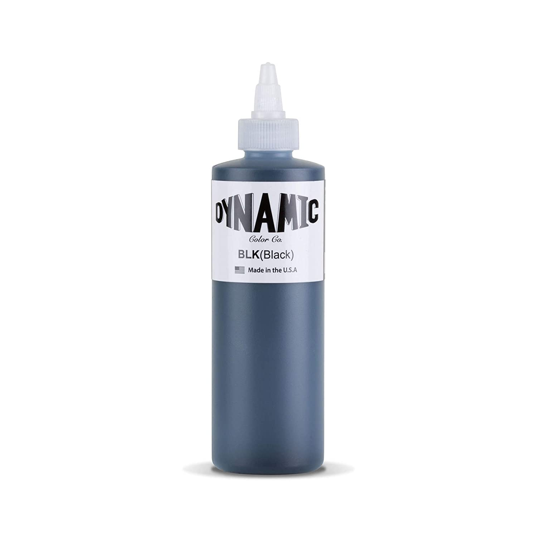 Dynamic Black Ink Bottle, 8 oz