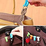 samsung electric dryer belt - Money coming shop 2 Pcs Novelty Home Plastic Mini Cute Creative Anti-lost Hook Within The Bag Key Storage Holder Rack