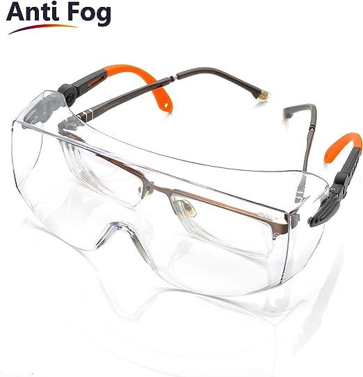 Gafas protectoras Gafas protectoras Gafas Durable Bicicleta ajustable