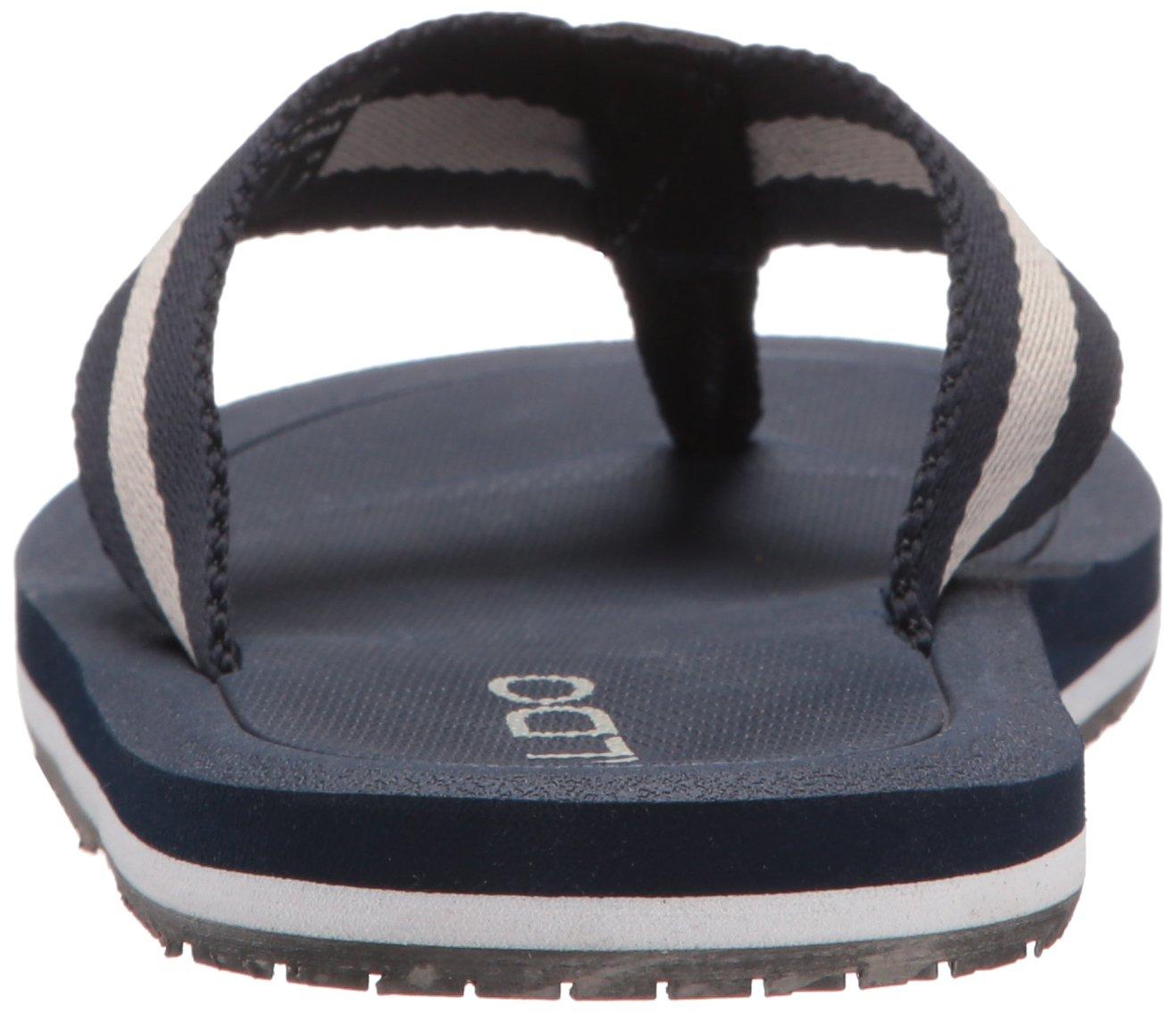 ALDO Men's Bortnick Flip Flop, Navy, 10.5 D US by ALDO (Image #2)
