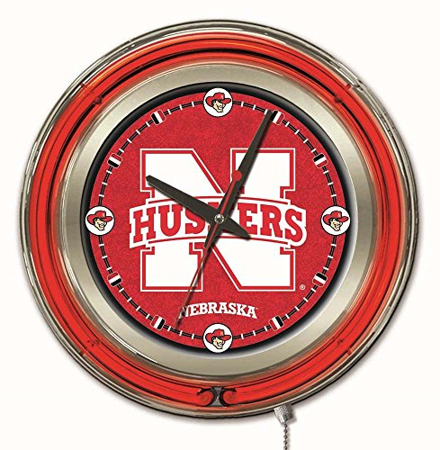 Nebraska Clock - 6