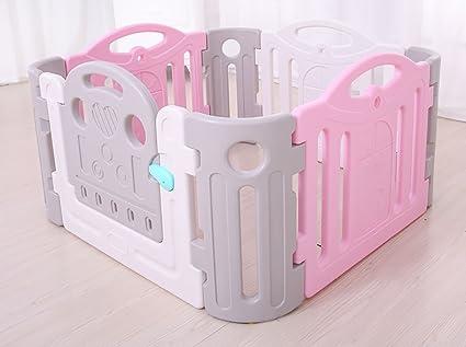Amazon Com Child Safety Gates Baby Fence Play Area Large Indoor