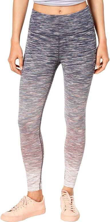 Calvin Klein Performance Womens Fitness Yoga Athletic Leggings Multi Xs At Amazon Women S Clothing Store