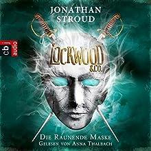 Die Raunende Maske (Lockwood & Co. 3) Hörbuch von Jonathan Stroud Gesprochen von: Anna Thalbach