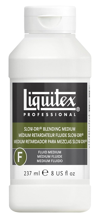 Liquitex Gloss Acrylic Fluid Medium and Varnish, 8-oz 5008