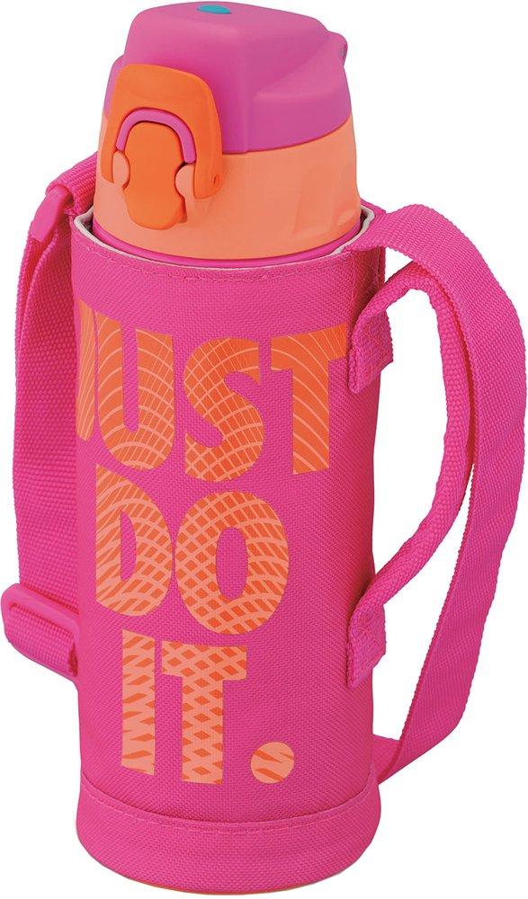 Nike FFB501FN - Botella de hidratación (0,5 L), Color Rosa FFB-501FN PKB
