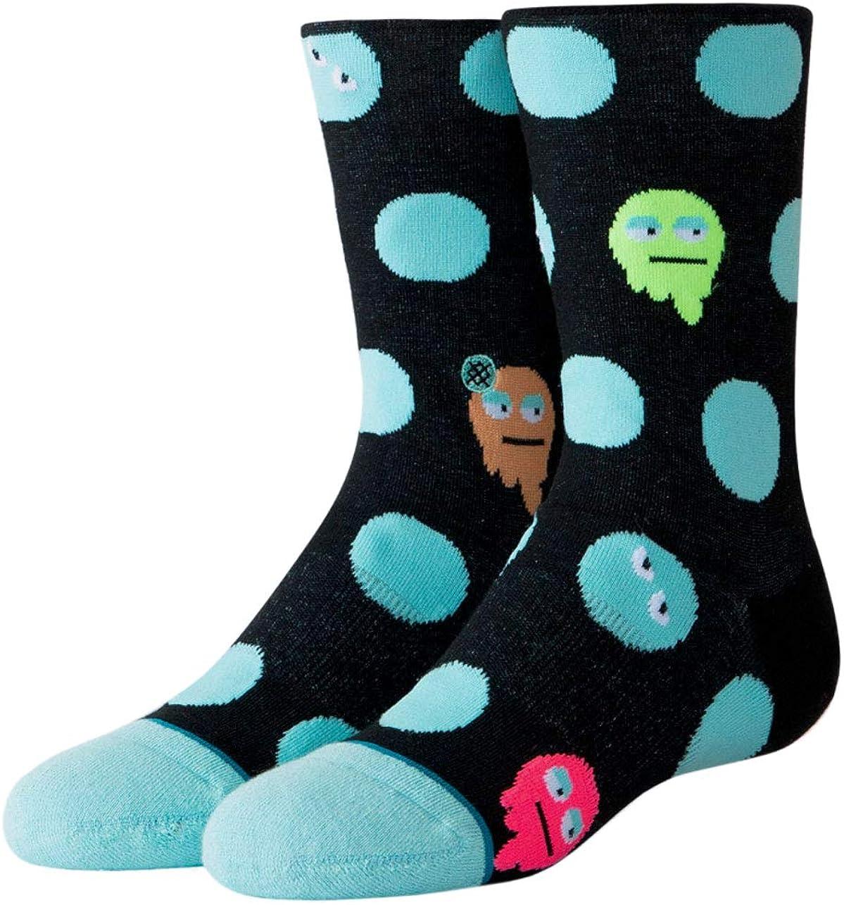 Stance Kids Youth Crew Socks-Boys//Girls