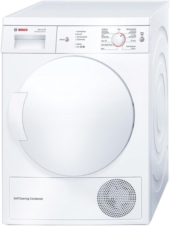 Bosch WTW84101EE - Secadora De Condensación Wtw84101Ee Con Bomba ...