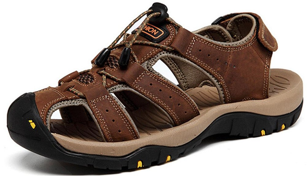 Men's Athletic Sandal Outdoor Sport Sandal B071NVLQMN 9.5 D(M) US Khaki