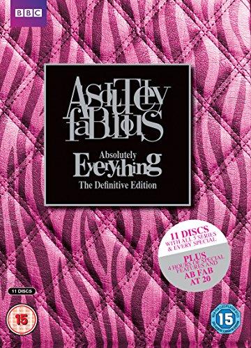 absolutely fabulous dvd box set - 9
