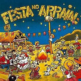 Amazon.com: Festa no Arraial (feat. Canarinhos do Liceu do Coração