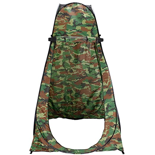 WolfWise Pop-up Shower Tent Camouflage
