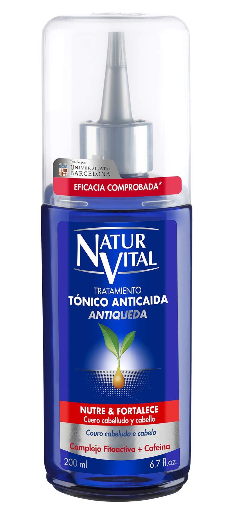 Naturvital Revitalizing Treatment 150 Ml (Natural & Organic)