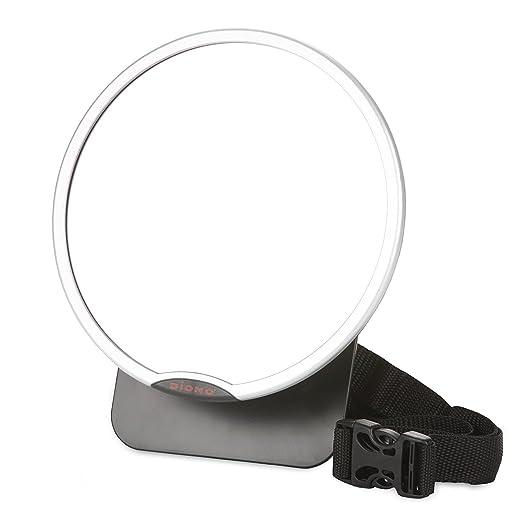 31 opinioni per Diono 40111 Specchietto Retrovisore per Sedile Auto, argento