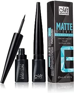 Menow cosmetics MATTE LIQUID Eyeliner-5.5ml black