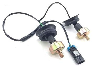 Amazon.com: 97-04 GMC KNOCK SENSORS w/ WIRE HARNESS KIT & CONNECTORS
