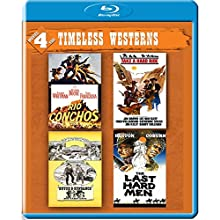 Movies 4 You: Timeless Westerns [Blu-ray] (2013)