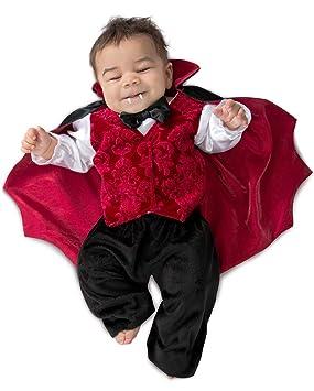 Horror-Shop Traje De Bebé Vampiro De Drácula 3-6 Monate ...