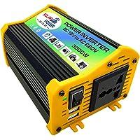 N / A Inverter 3000 W/4000 W/6000 W pure sinus omvormer DC 12 V naar AC 110 V of 220 V inverter autolader met 1…