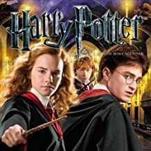 The Official Harry Potter 2016 Square Calendar