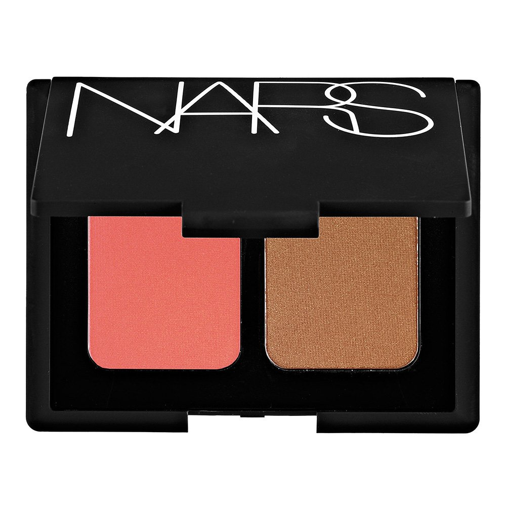 NARS Blush Bronzer Duo, Orgasm / Laguna Full Size 10.5 grams / 3.5 ounces by NARS