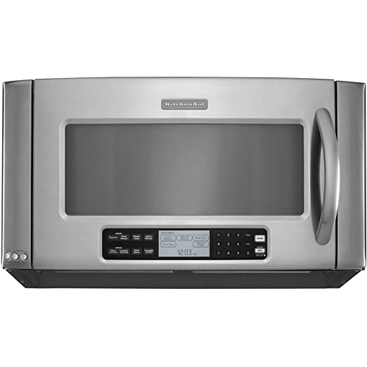 Amazon.com: KitchenAid khhc2090sss 2.0 cu. ft. Capacidad ...