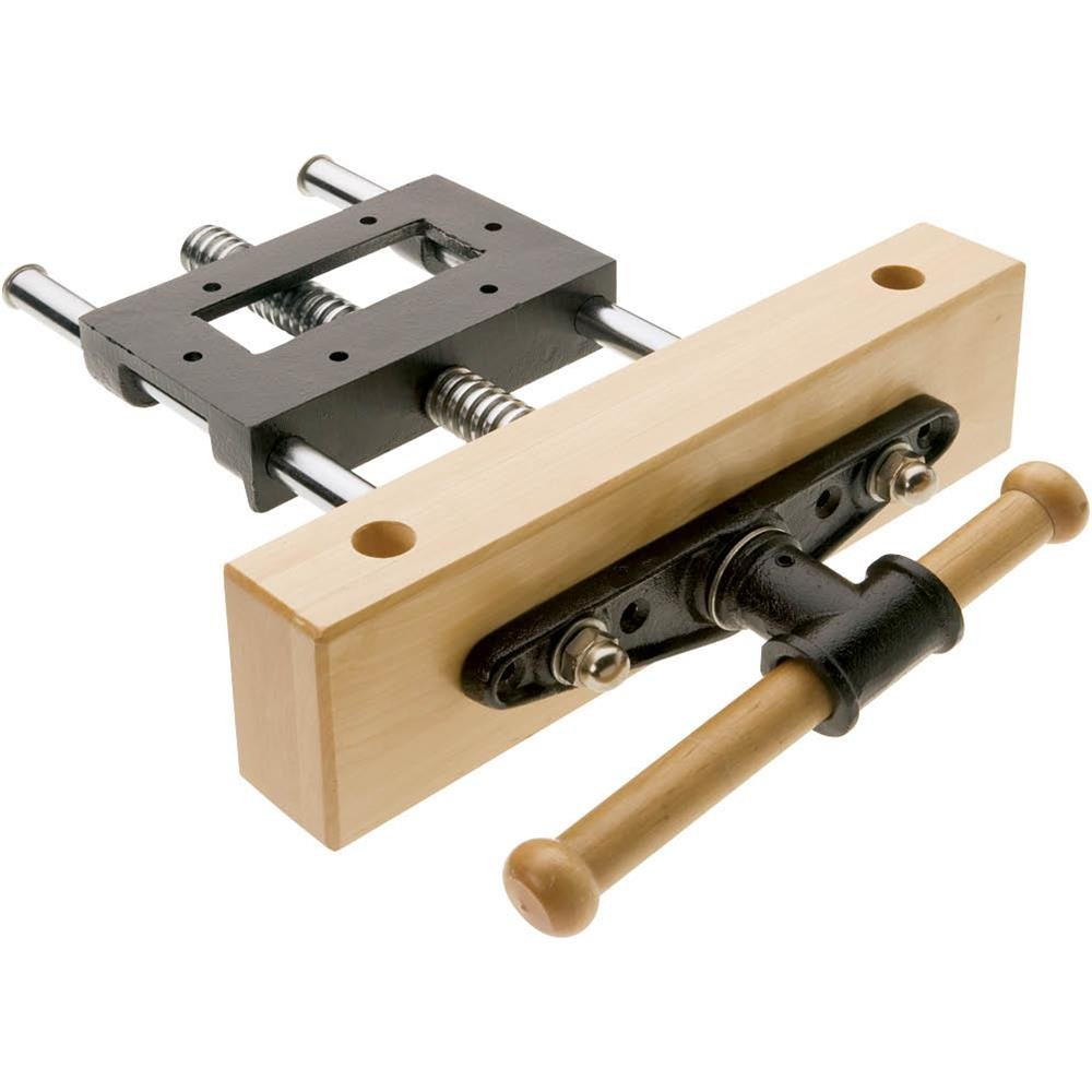 Woodstock D4648 Cabinet Maker's Front Vise by Woodstock