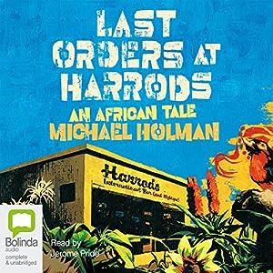 Last Orders at Harrods Audiobook