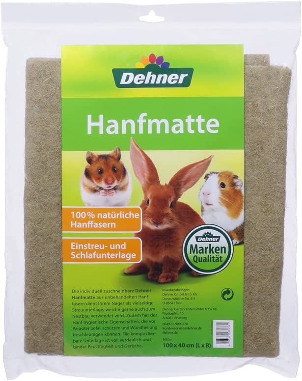 Strohpellets Dehner Nagerzubeh/ör Einstreu 20 kg