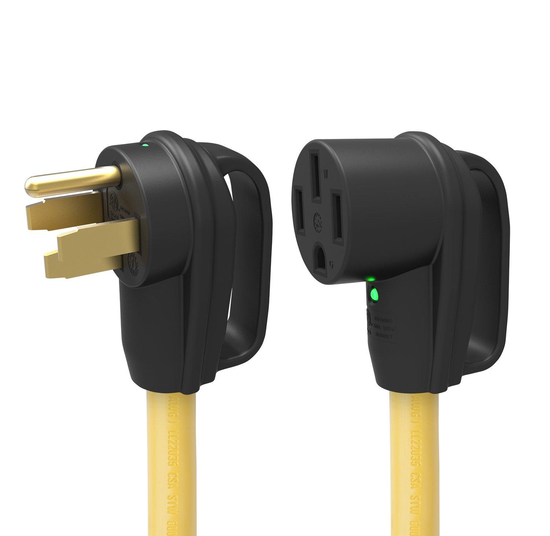 Weekender 10 Foot 50 Amp RV Extension Cord