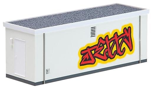 Faller 120216 - Caseta de cambio de agujas electrónico ESTW Putz [importado de Alemania]: Amazon.es: Juguetes y juegos