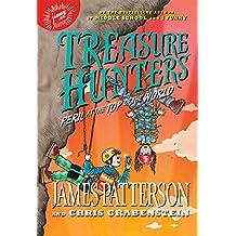 Treasure Hunters: Peril at the Top of the World (Treasure Hunters Series Book 4)