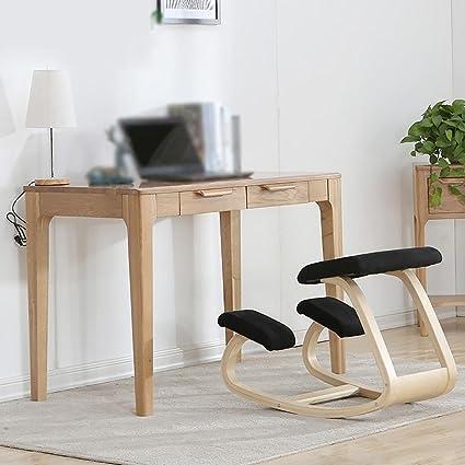 Chaise Adulte Adolescent Correction genoux position assise à rdCoxeQWB