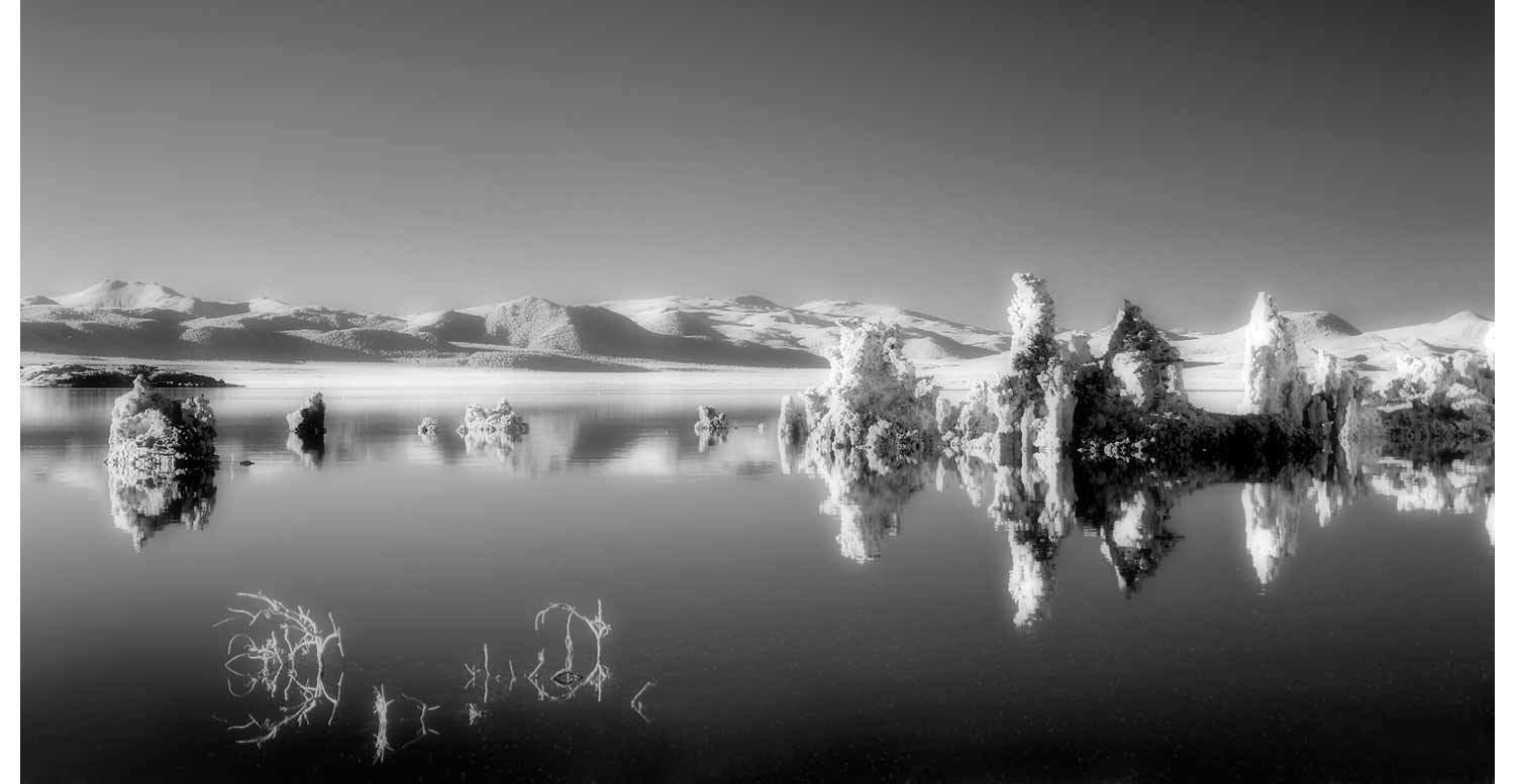 South Tufa (A print and book set) by
