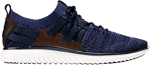Cole Haan Men/'s Shoes GrandMotion Woven Sneaker with Stitchlite