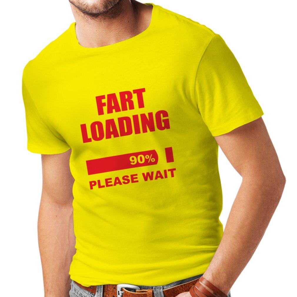 f90eab17 lepni.me T shirts for men Fart Loading - gag gift ideas, funny presents  larger image