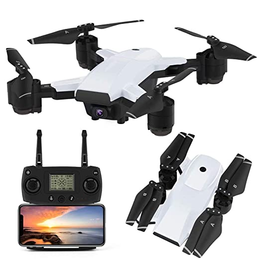 Dron KFDQ 78G 5G RC plegable 1080P HD cámara cuadricóptero Follow ...
