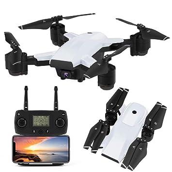 WZC Zumbido 78G 5G Cámara Rc Plegable 1080P Hd Quadcopter,Sígueme ...
